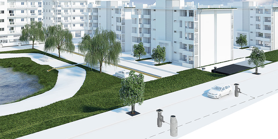 aco-duurzaam-stedelijk-afwatering-systeem-concept-kopieren