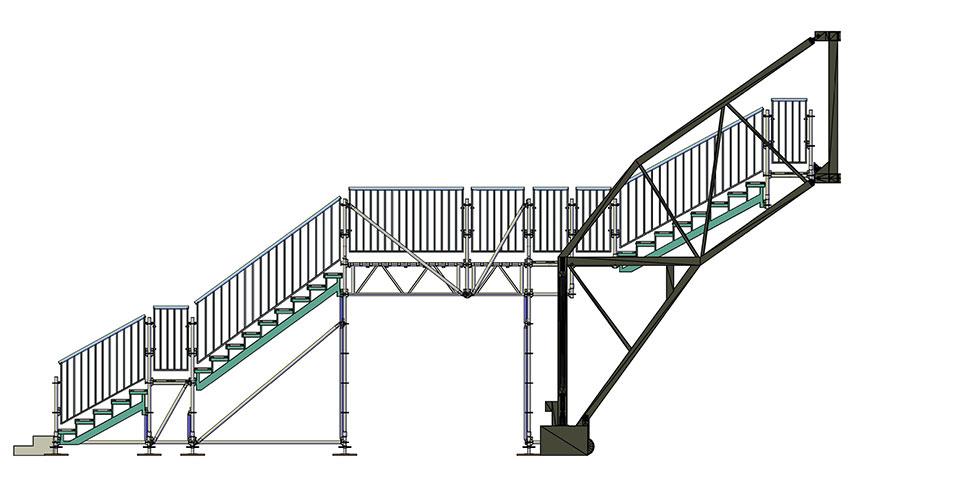 eventbridge-base-layher-rechtdoor-met-fietspad-zijaanzicht