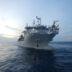 Jan De Nul Groups schip Ortelius filtert uitlaatgassen tot een ongezien minimum in de scheepvaartsector kopiëren