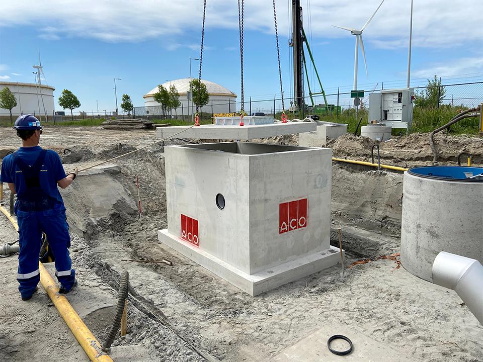 ACO Watermanagement – Olie- en benzineafscheider OBA met b_0002 kopiëren