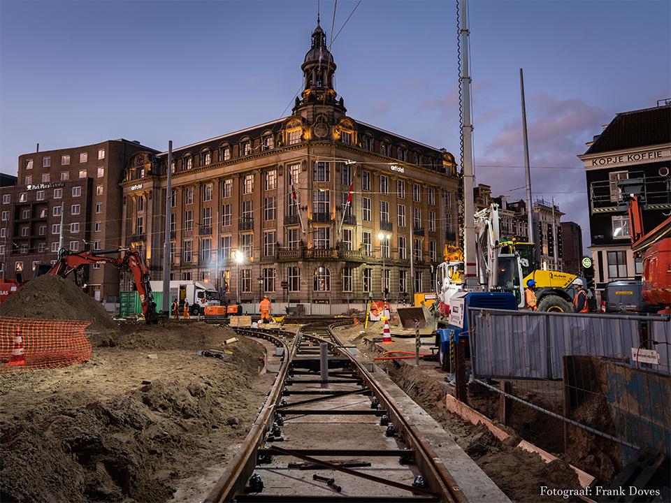 Wissels Alom railway engineering & supply – De Entree Amsterdam kopiëren