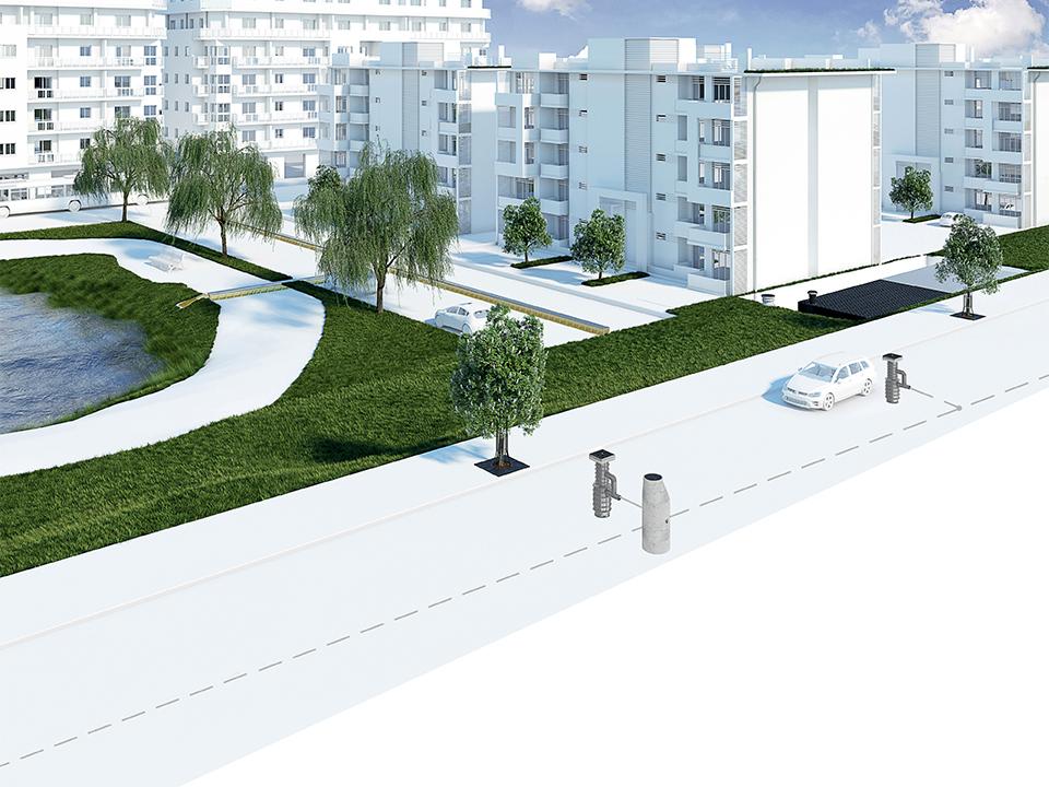 ACO Watermanagement – Intelligent Duurzaam Stedelijk Afwatering kopiëren